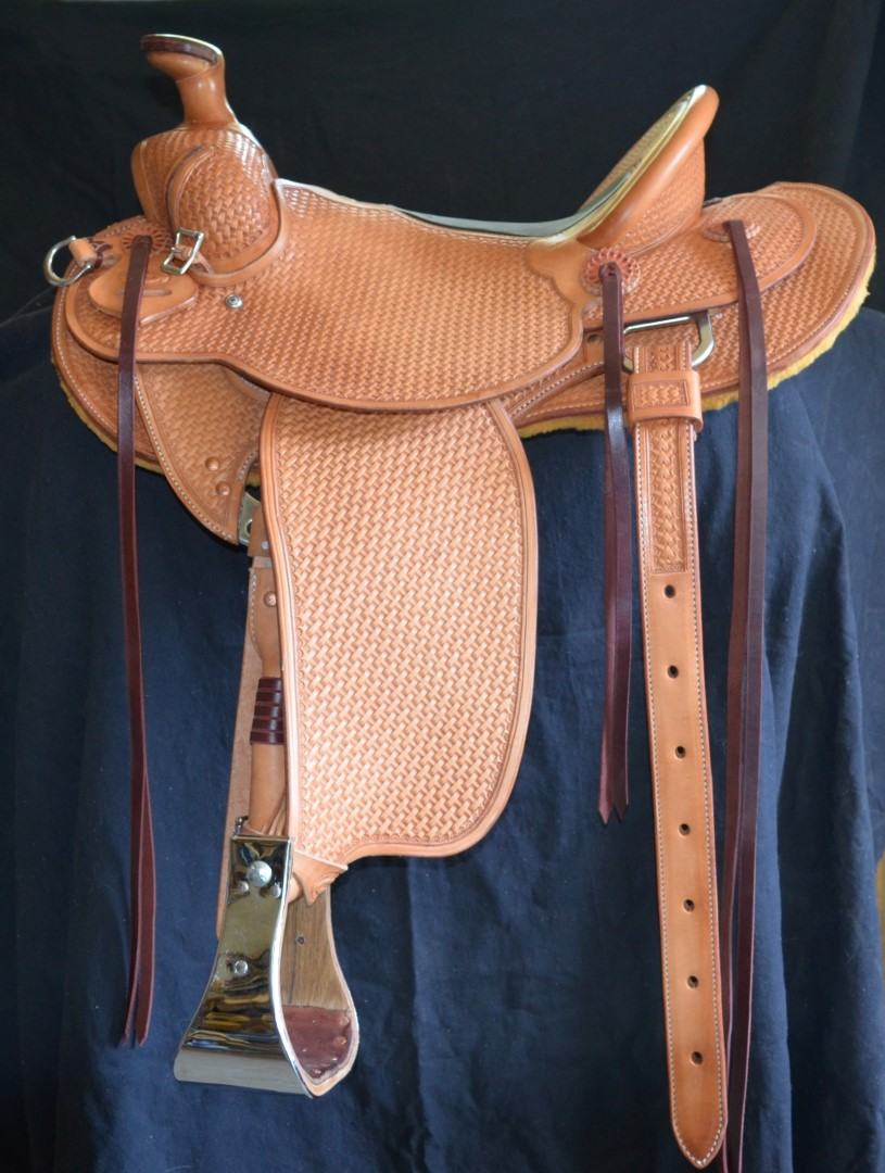 Arab Ranch Trail Saddle